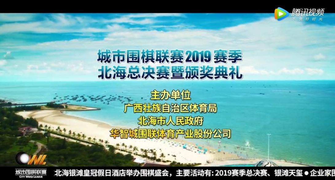 城围联2019赛季总决赛宣传片